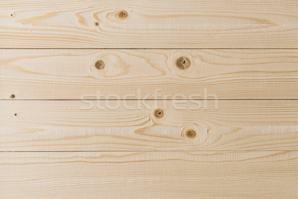 empty light wooden planking texture wall background Stock photo © LightFieldStudios