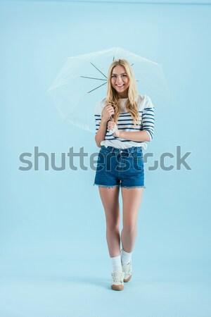 子 船乗り 衣装 表示 愛らしい ストックフォト © LightFieldStudios