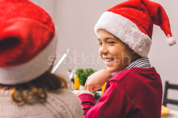 брат сестра время вместе Сток-фото © LightFieldStudios