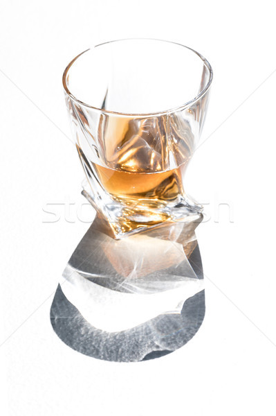 whiskey in glass  Stock photo © LightFieldStudios