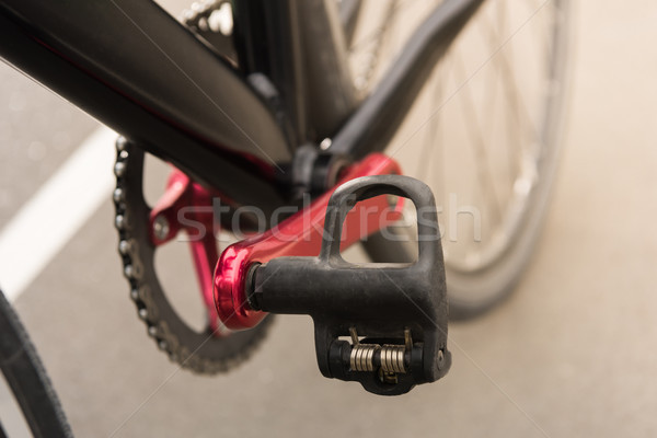 bicycle pedal Stock photo © LightFieldStudios