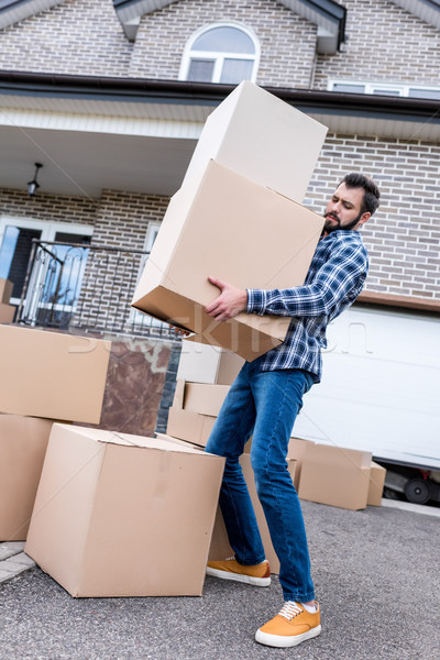 moving Stock photo © LightFieldStudios