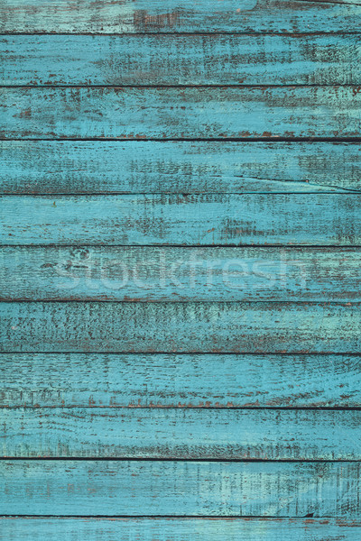 textured blue rustic wooden background Stock photo © LightFieldStudios