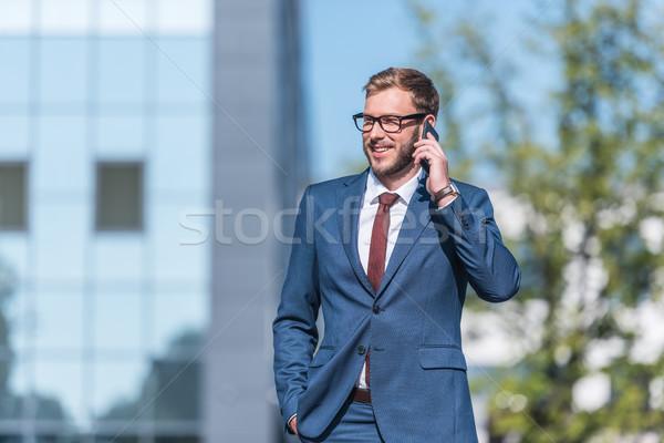 businessman Stock photo © LightFieldStudios