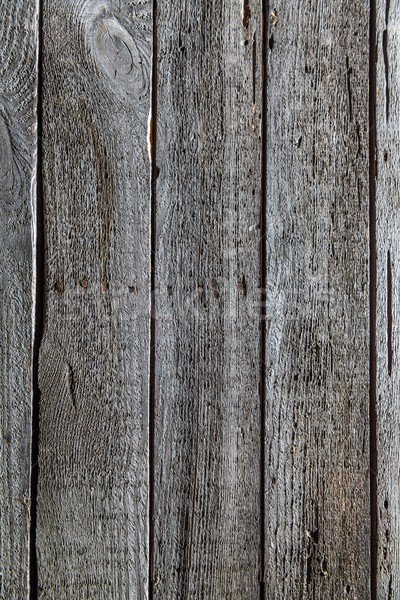 close up of dark wooden background with vertical planks Stock photo © LightFieldStudios