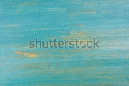 textured turquoise empty wooden background Stock photo © LightFieldStudios