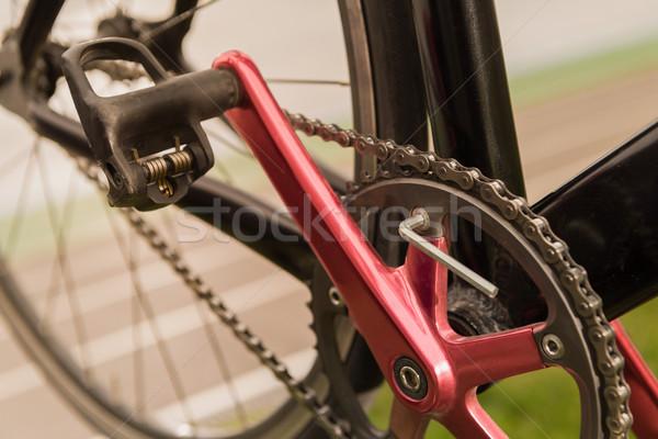 bicycle part Stock photo © LightFieldStudios
