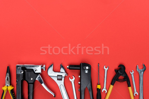 different reparement tools  Stock photo © LightFieldStudios