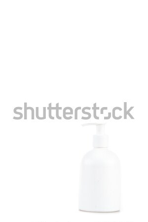 plastic bottle of cleaning product  Stock photo © LightFieldStudios