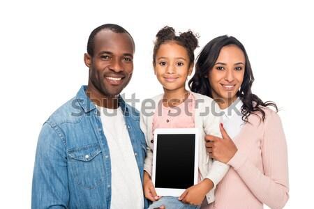 Multicultural mulheres foco feliz Foto stock © LightFieldStudios