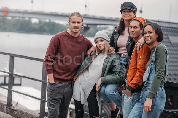 friends Stock photo © LightFieldStudios