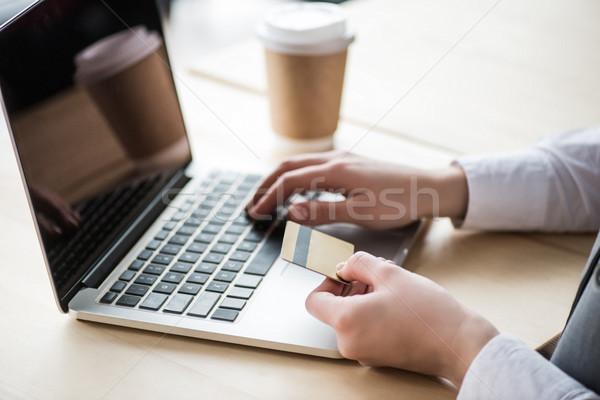 e-shopping Stock photo © LightFieldStudios