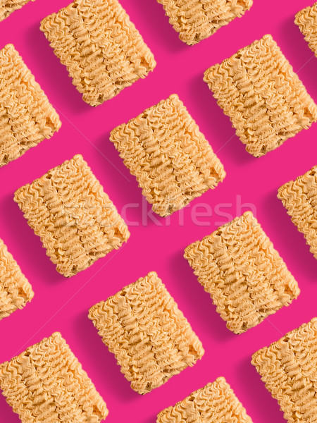 instant noodles composition Stock photo © LightFieldStudios
