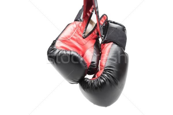 boxing gloves Stock photo © LightFieldStudios