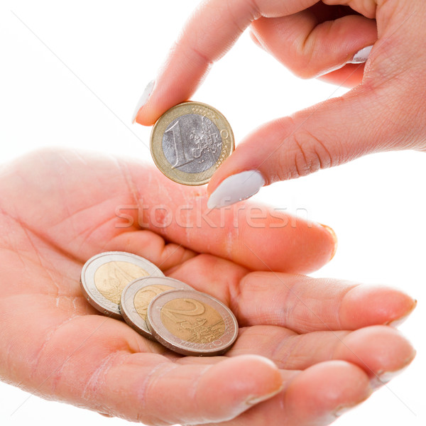 Financial support Stock photo © Lighthunter