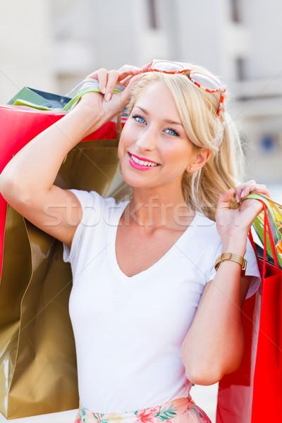 Loves Going Shopping Stock photo © Lighthunter