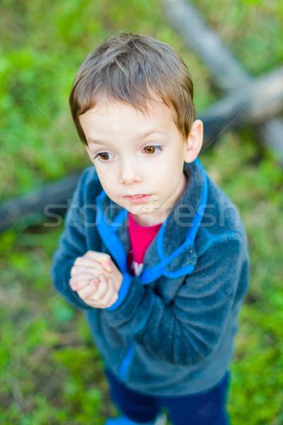 God will listen my prayer Stock photo © Lighthunter