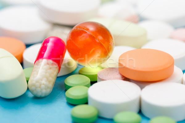 薬 クローズアップ 栄養素 ビタミン ストックフォト © Lighthunter