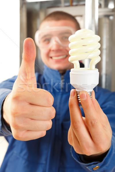 I like efficiency Stock photo © Lighthunter