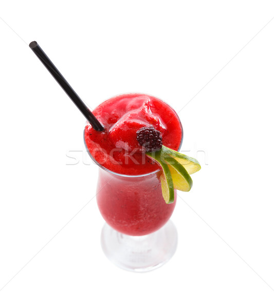 Foto stock: Verano · zalamero · especial · fresa · estacional · frutas