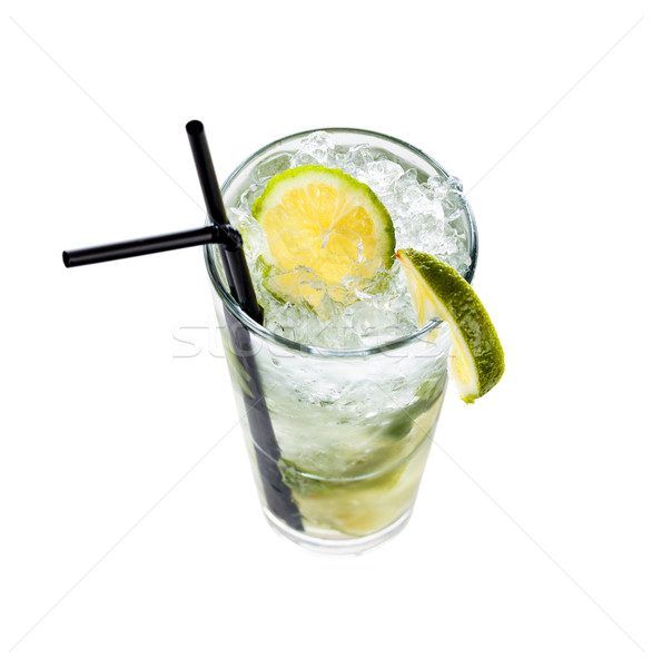 Mojito Cocktail Stock photo © Lighthunter
