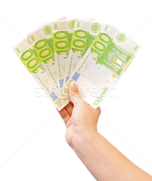 Euro Stock photo © Lighthunter