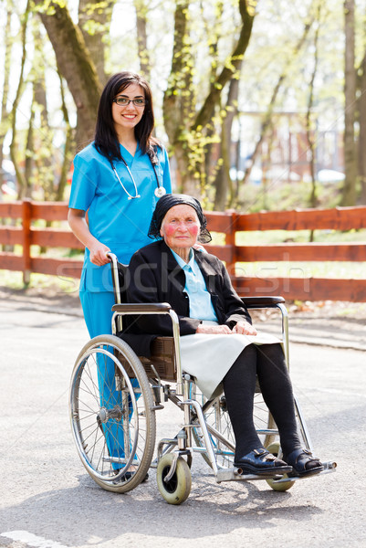 Special Care Stock photo © Lighthunter