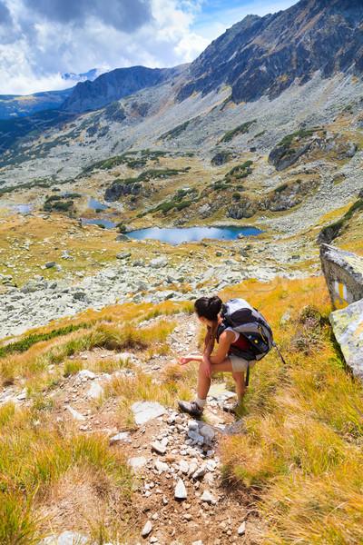 Adventureous and Dreamy Trip Stock photo © Lighthunter