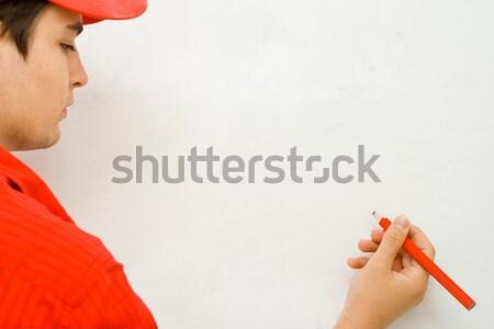 Drawing Stock photo © Lighthunter