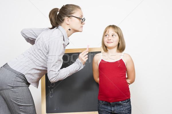 Teaching Stock photo © Lighthunter