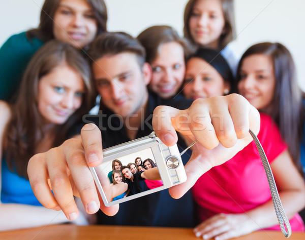 Group Photo Stock photo © Lighthunter