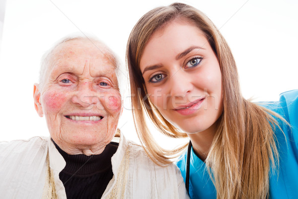 Residential home conditions are good Stock photo © Lighthunter