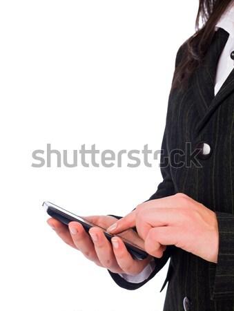 Business Phone Calls Stock photo © Lighthunter