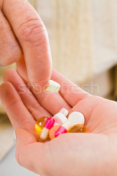Prescription drugs Stock photo © Lighthunter