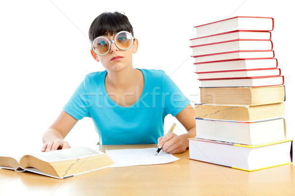 I'm busy right now Stock photo © Lighthunter