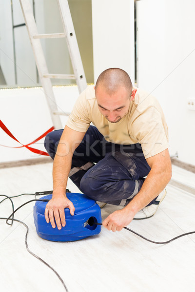 Extension Cords Stock photo © Lighthunter