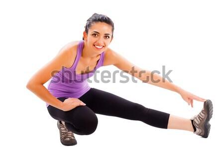 Physical Exercises Stock photo © Lighthunter