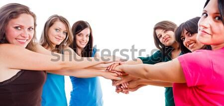 Successful Team Stock photo © Lighthunter