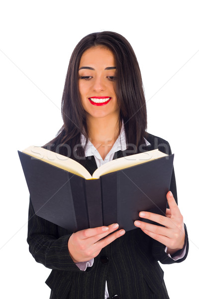 Reading a Beautiful Story Stock photo © Lighthunter