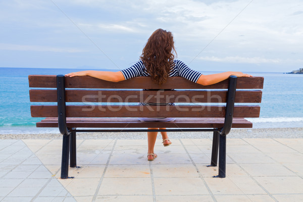 Mediterranean view Stock photo © Lighthunter