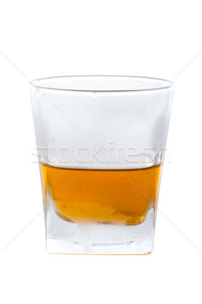 Rusty Nail Cocktail Stock photo © Lighthunter