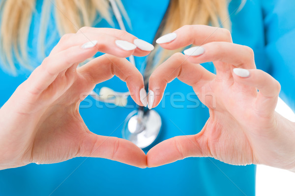 Loving healthcare Stock photo © Lighthunter