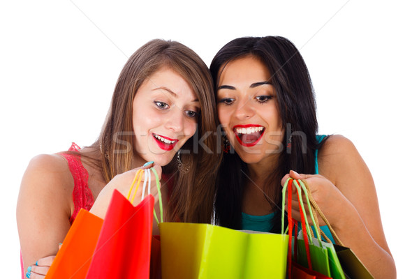 Look What I Just Bought ! Stock photo © Lighthunter