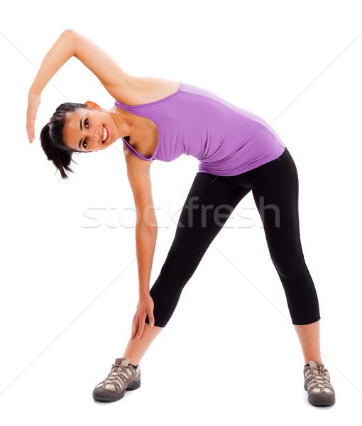 Fitness Begins Stock photo © Lighthunter