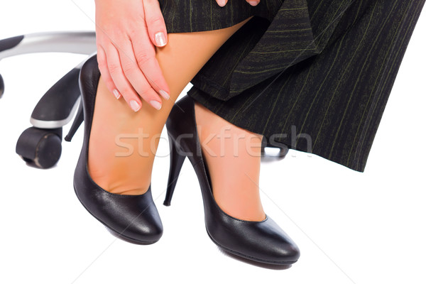Why do women wear high heels if it hurts? Stock photo © Lighthunter