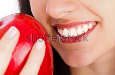 Seductive Smile Stock photo © Lighthunter