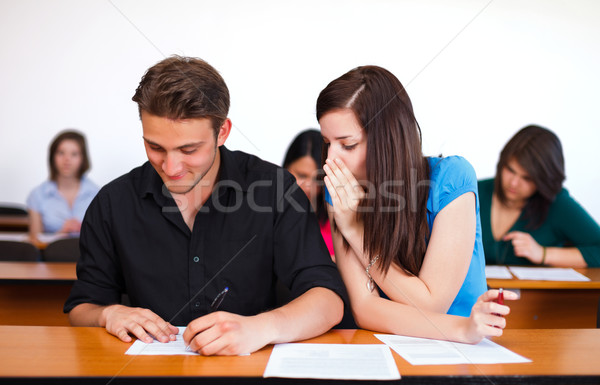 Stock photo: Some Help
