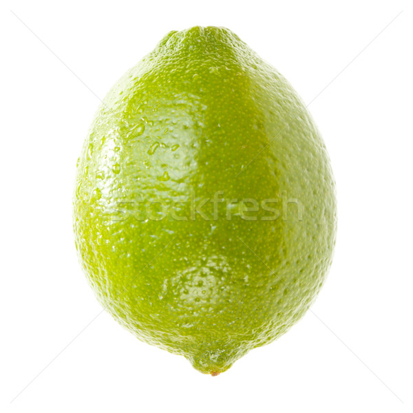 Fresh lime Stock photo © Lighthunter