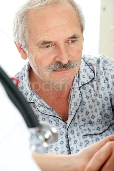 Senior Patient Stock photo © Lighthunter