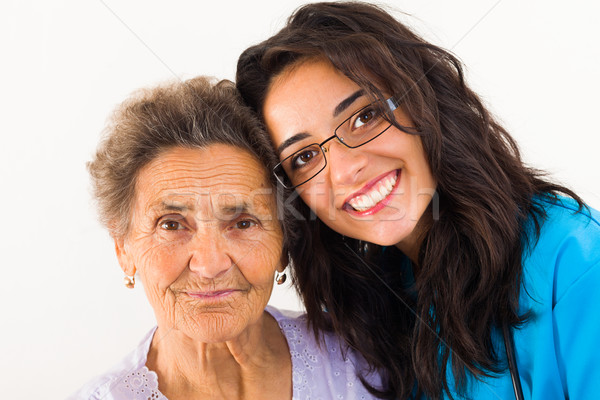Caring Family Member Stock photo © Lighthunter